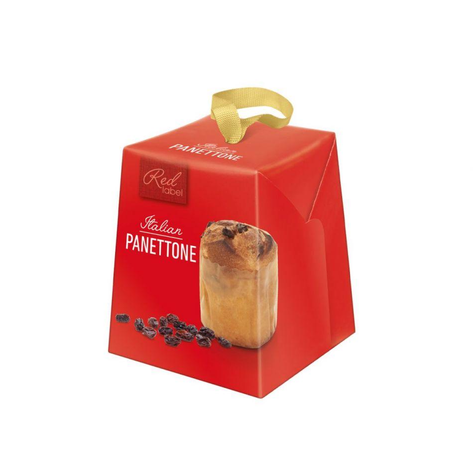 Mini Panettone Red 100 gram