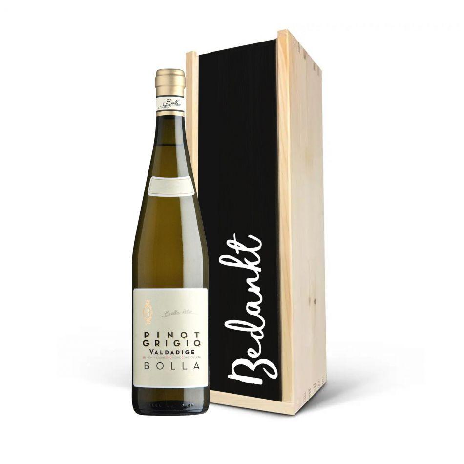 Wijnkist Bolla Pinot Grigio
