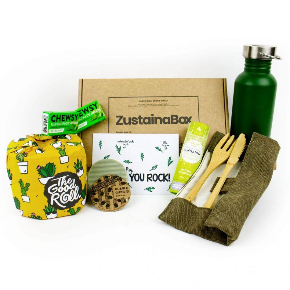 De Groene Eco KerstBox